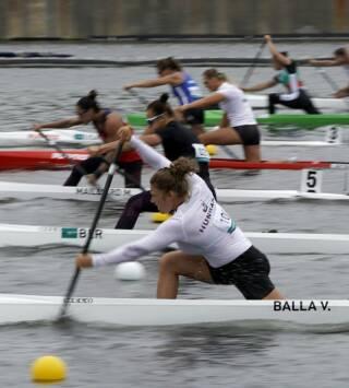 Copa del Mundo Sprint 1 Szeged