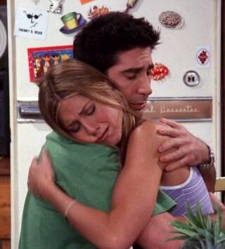 Episodio 9: En el que Ross se emborracha