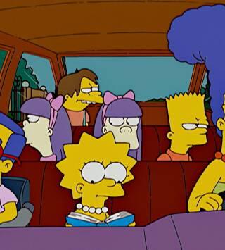 Episodio 1: El cocinero, el bribón, la mujer y un Homer