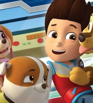 Episodio 19: La Patrulla salva a un super perro / La Patrulla salva a un super robot de Ryder