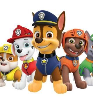 Episodio 4: La patrulla salva el show de los gatos