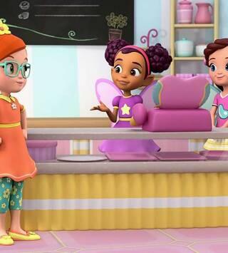Episodio 38: ¡Las hermanas Marmalady! / ¡Butterbean's cierra!