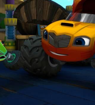 Episodio 15: Bñaze camión articulado