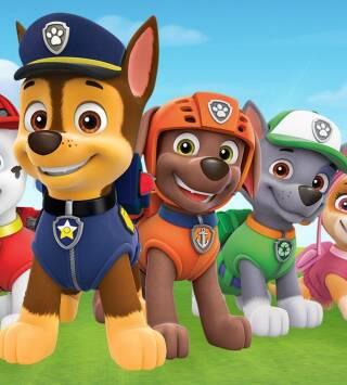 Episodio 4: La patrulla salva a los monos-pompa
