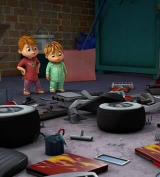 Episodio 47: Theo y la fiesta de pijamas