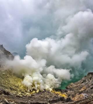 Episodio 5: En el camino de un volcán