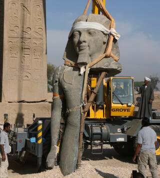 Tesoros perdidos de Egipto