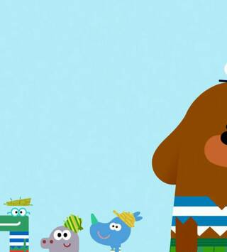 Episodio 30: Duggee y la insignia del color