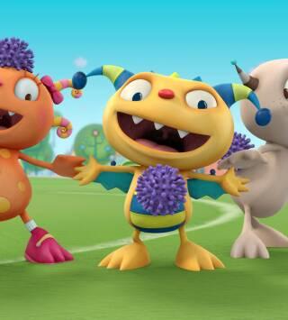 Episodio 21: Competición de monstruomascotas / El primer pisotón de Ivor