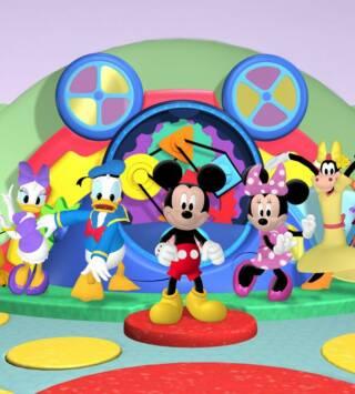 Episodio 7: Mickey va de pesca