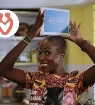Les maternelles d'Afrique