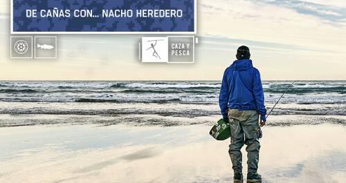 De cañas con.... T1. Nacho Heredero