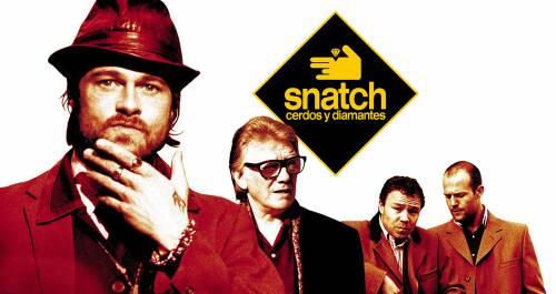 Snatch, cerdos y diamantes