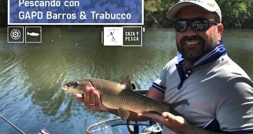 Pescando con GAPD Barros & Trabucco