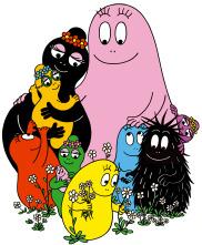 Barbapapa - ¡Una gran familia!