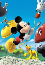 La búsqueda de la casa de Mickey Mouse