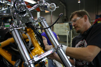 Megafactorías - Harley Davidson
