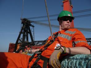 Las reparaciones más difíciles del mundo - Propulsión en los fondos oceánicos