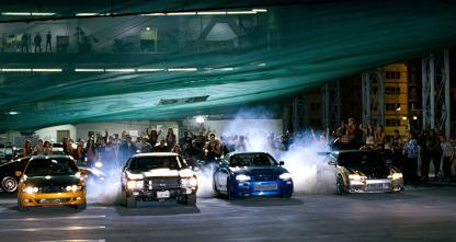 Fast & Furious: Aún más rápido