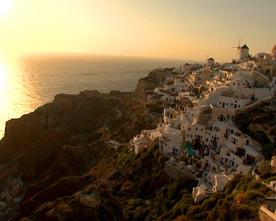 Callejeros Viajeros - Mykonos y Santorini