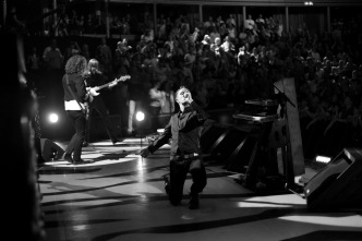 The Killers en concierto