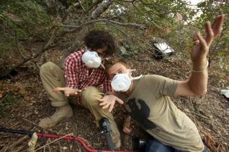CSI de la naturaleza - Pillastres en el cañón