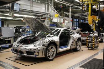 Megafactorías - Supercoches: Porsche 911