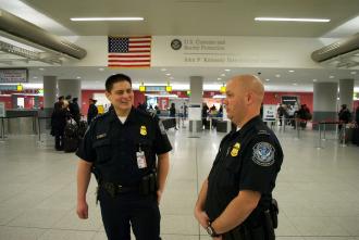 JFK: Control de aduanas