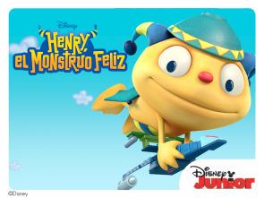 Henry, el monstruo feliz - Amigo robótico
