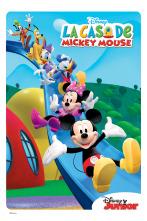 La Casa De Mickey Mouse - La estación de tren de Mickey