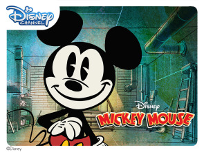 Disney Mickey Mouse - La caldera