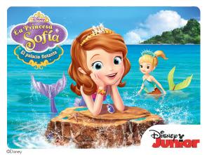La Princesa Sofía: El Palacio Flotante