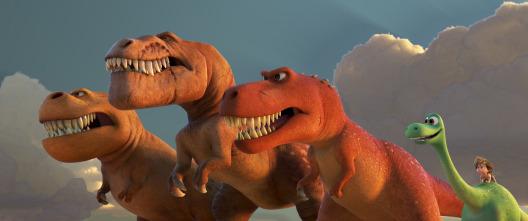 El viaje de Arlo (The Good Dinosaur)