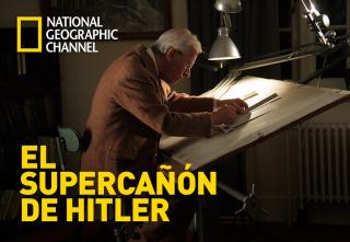 El supercañón de Hitler