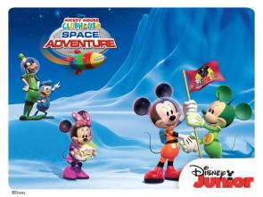 La Casa de Mickey Mouse y La aventura espacial