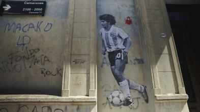 Informe Robinson - Maradona: los años felices