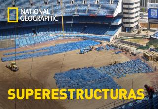 Superestructuras: Mega Breakdown - Los restos del tren