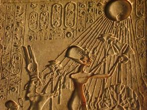 Los tesoros de Tutankamón
