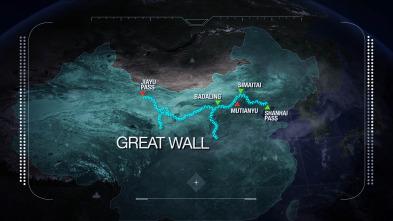 China desde el cielo