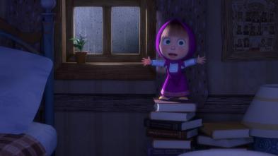 Las historias espeluznantes de Masha - La historia terrible de la niña supersticiosa