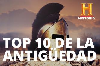Top 10 de la Antigüedad