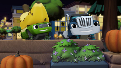 Blaze y los Monster Machines - Coche o Trato