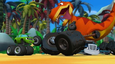 Blaze y los Monster Machines - Dinochorro