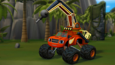Blaze y los Monster Machines - Bichito chisposo