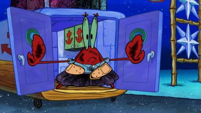 Bob Esponja - Casa Bob Esponja / Plankton de patitas en la calle