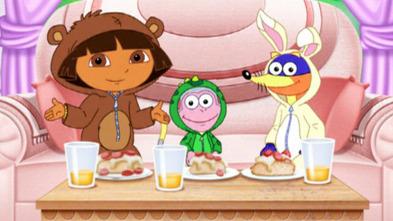 Dora, la exploradora - Las cosas favoritas de Swiper