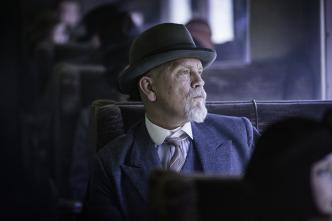 Agatha: El misterio de la guía de ferrocarriles - Episodio 1