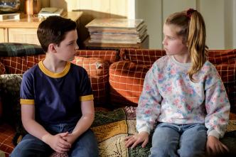 El joven Sheldon - Una infancia atrofiada y un surtido de frutos secos