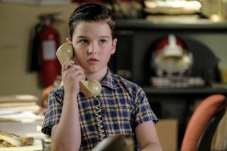 El joven Sheldon - Un reactor nuclear y un chico llamado Amorcito