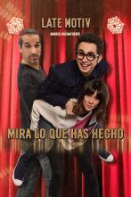 Late Motiv - Berto Romero, Eva Ugarte y Javier Ruíz Caldera
